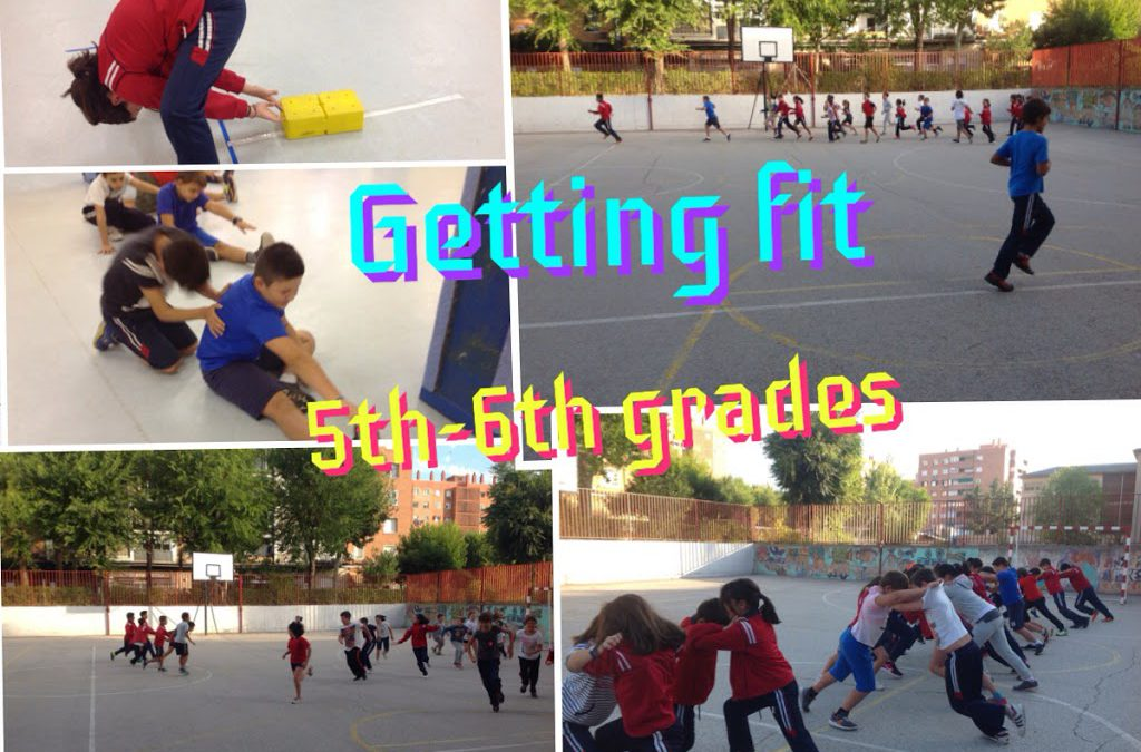 Getting fit Grades 5-6