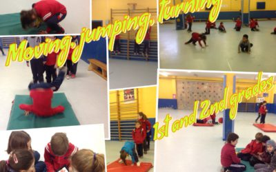 Moving, jumping, turning (Grades 1 & 2)