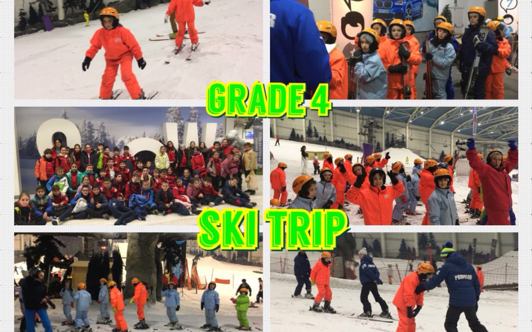 Ski trip (Grade 4)